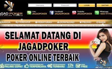 Jagadpoker Situs Judi QQ Poker Online Terpercaya 2019, 2020 & 2021