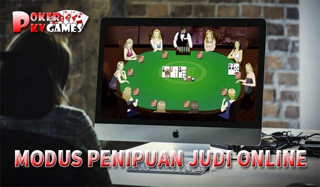 Waspada !! Cara Mengetahui Situs Judi Poker Online Penipu !!